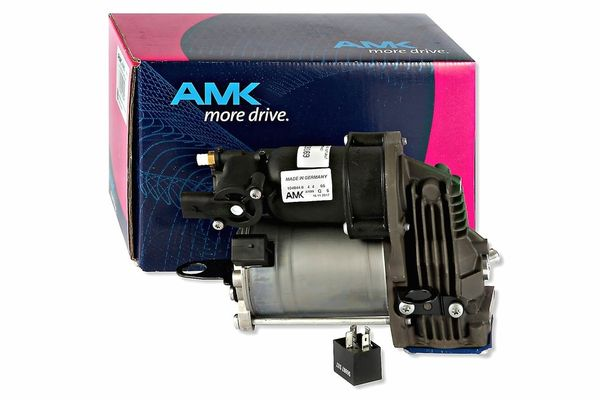 Nový kompresor AMK pro S (W221), CL (W216)